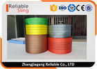 Lightweight Synthetic Polyester Lifting Webbing Wear Resistant Sling Webbing Tape