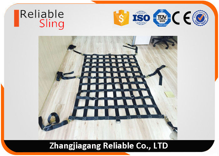 Customized Polyester Heavy Duty Cargo Net Multi - Color Sling Net CE Approved